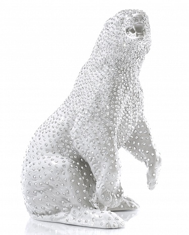 Статуэтка KING POLAR BEAR, арт. 10.3745-102