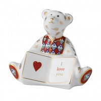 Фигурка Greetings Bear I Love You, арт. MINIGW60424